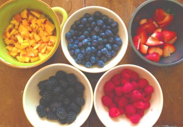 Brunch berries