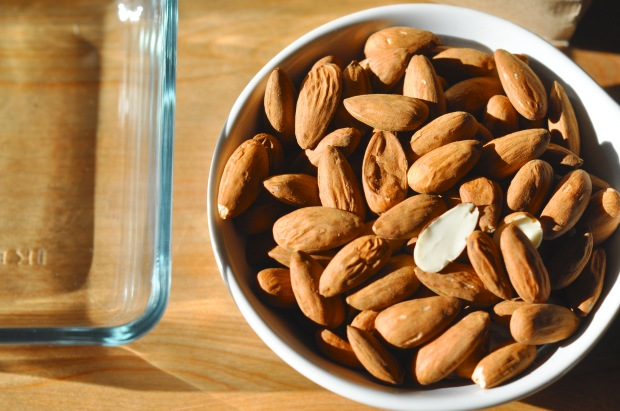 DIY Almond Milk